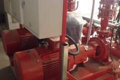 Автоматическая система пожаротушения