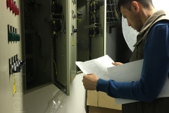 Работы по замене устаревшего оборудования диспетчиризации для Инвитек Менеджмент