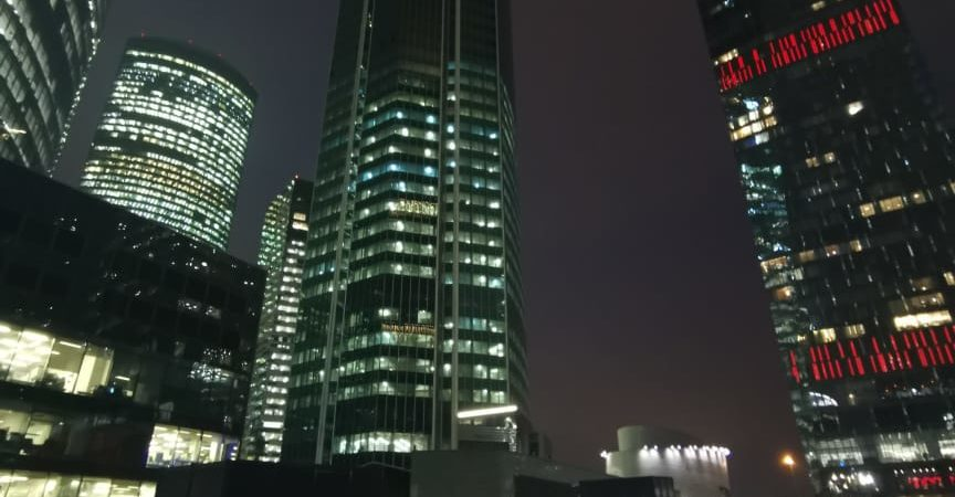 Башня Евразия